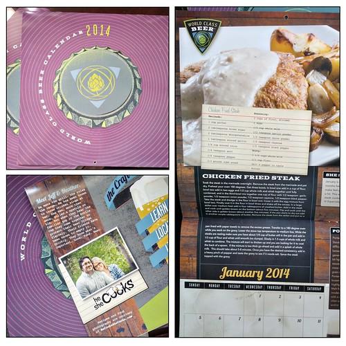 2014 WCB Calendar