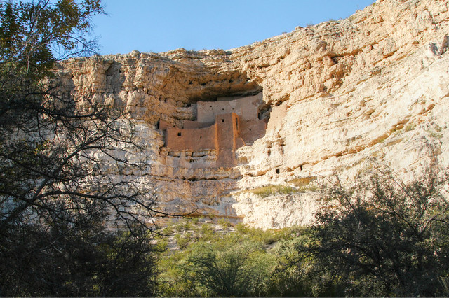 Montezuma Castle: National Monument in Arizona