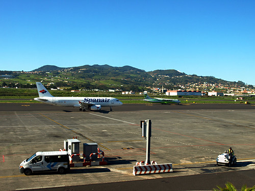 Runway, Tenerife Norte Airport, Tenerife