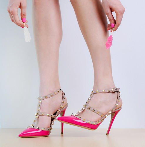 Valentino-pink-Shoes1