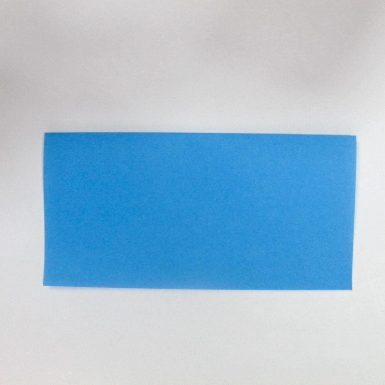 วิธีการตัดกระดาษเป็นห้าเหลี่ยมจากกระดาษสี่เหลี่ยมจตุรัส 013
