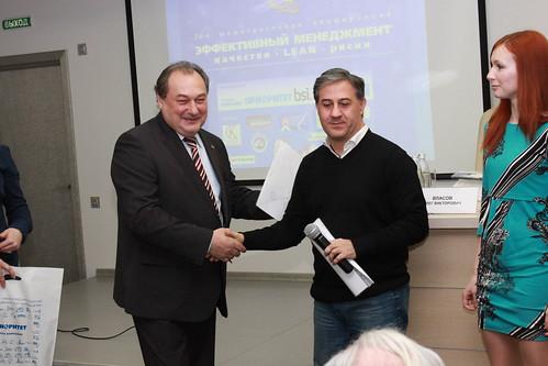 Подписание соглашения о сотрудничестве между QMS Italia и ООО «СМЦ Приоритет»