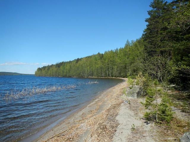 Kelventeen harjupolku, Padasjoki, 9,7 km