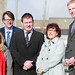 Small photo of Alan Kelly visits Galway city