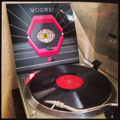 #mogwai #bsiderecords #nowspinning #clubrpm #vinyligclub #photographicplaylist #todaysoundslikethis by Big Gay Dragon