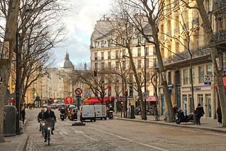 Rue Saint-Antoine - Paris (France)
