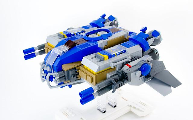 LEGO Spaceship - Vorfechter