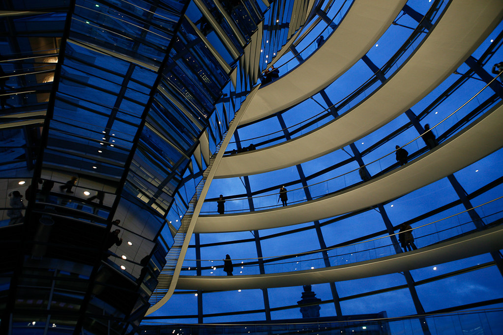 Bundestag, Berlin Germany, 2008