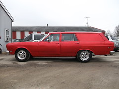 1969 Ford Falcon Station Wagon