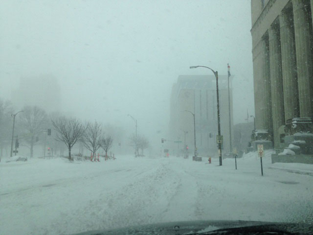 """Polar Vortex"" hits St. Louis"