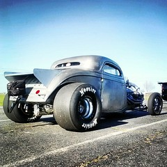 Hot Rod Magazine feature car