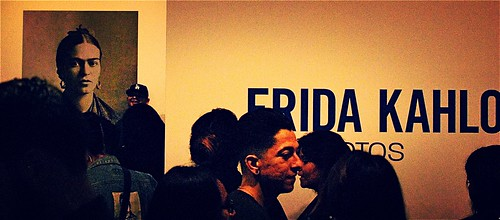 Frida Kahlo, Photos opening night