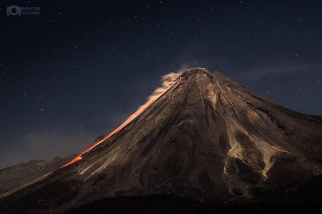 Volcan - Colima, Mexico - Marzo 2014