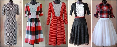mid winter fashion collection 2014 via Kristina J blog