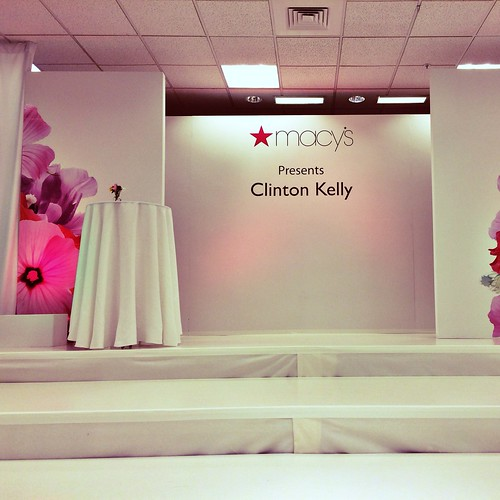 Macy's Clinton Kelly