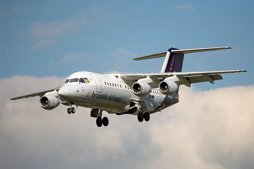 RJ85 - Avro RJ85