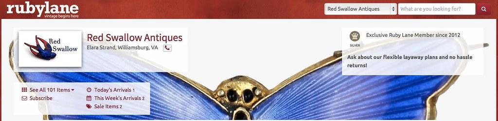 redswallow