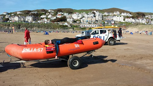 FDT 8 - RNLI Inflatable Speed Boat