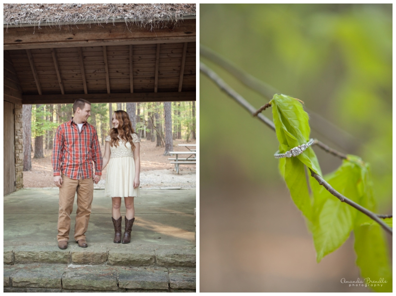 Jordan & Amanda - Engaged! | Raleigh, NC Wedding Photographer Amanda Brendle Photography