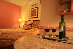 Chambre Eva, la romantique, au Champayeur.