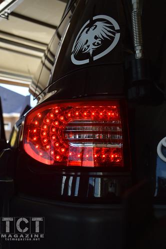 FJ Cruiser rear LED Upgrade | TCT Magazine