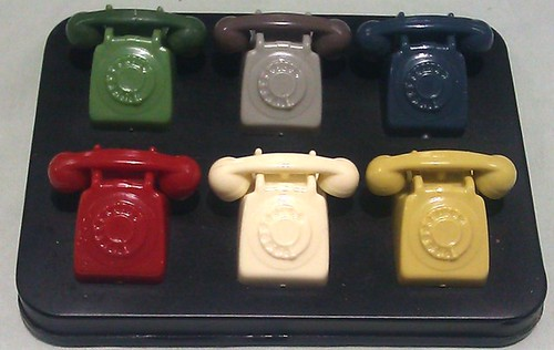 GPO Telephone colour samples | by Phil_Parker
