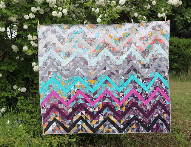 Indelible quilt