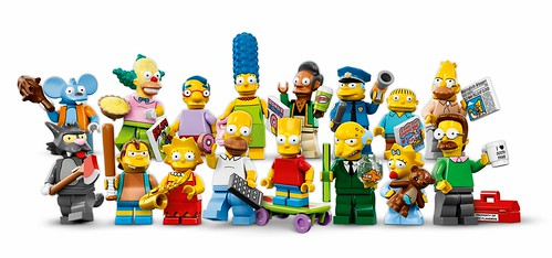 71005 LEGO Minifigures The LEGO Simpsons Series 00