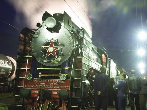 Hoov's Travel Adventures: Trans-Siberian Train--Russia-Mongolia