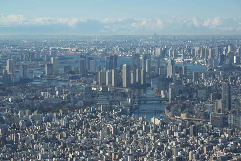 東京路地裏散歩 東京スカイツリー Tokyo Skytree 2015年1月31日