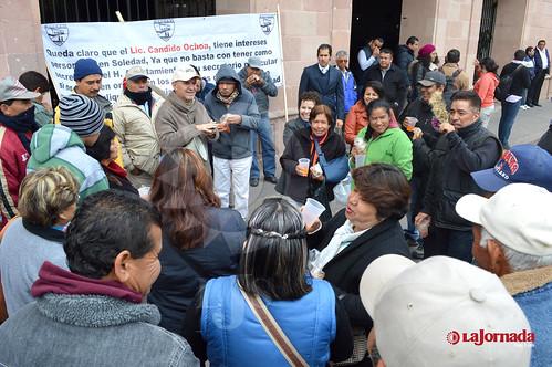 Niega sindicato de Soledad acuerdo con alcaldía: estamos peor que antes