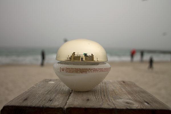 Premier by Dead Sea - Скраб солевой для тела: Фрукт страсти