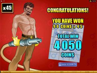 Sneak a Peek Hunky Heroes Bonus Prize