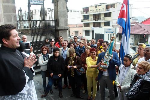 Nuestra Señora de la Caridad del Cobre en Quito