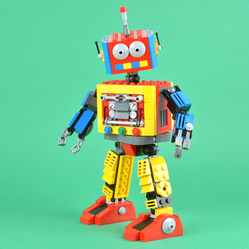 LEGO Creator - Clockwork Robot (31040)