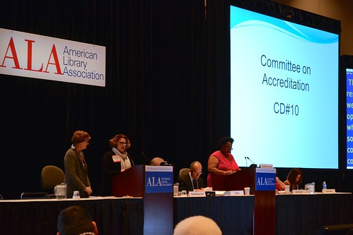 New ALA COA Standards Approved