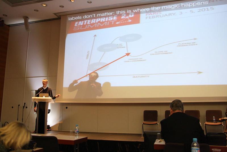 Enterprise 2.0 SUMMIT Paris 2015
