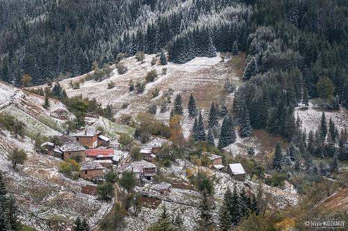 mountain nature landscape bulgaria rhodope