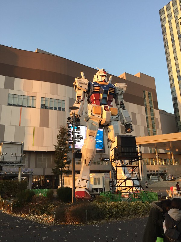 Odaiba (Gundam) - 119