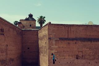 Marrakesch - Badia Palast | Roland Krinner