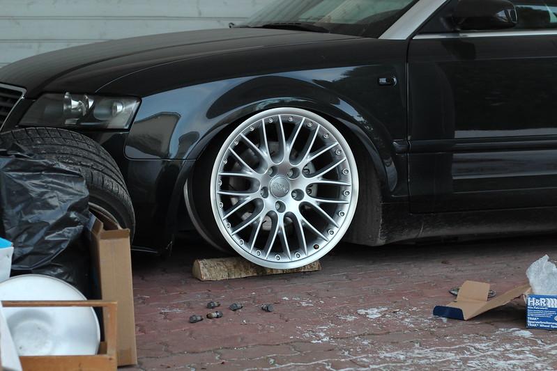 jusni: Audi A4 Bagged Bathtub - Sivu 3 16383313048_60cf1d71b8_c