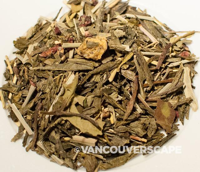 American Tea Room: Bliss tea