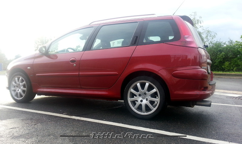 [LittleVince] - 206 GTi SW - Import Suisse - Bourgeoise p 12 - 26506538333_230beb264b_c