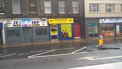 SNP Offices, Edinburgh Northern and Leith, Scottish Elections, May 2016