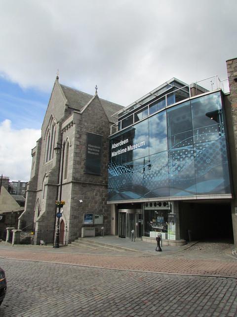 Header of Aberdeen Maritime Museum