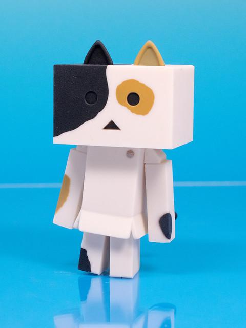 ちょこっとレビュー 千値練 ニャンボー figure collection calico(三毛猫)