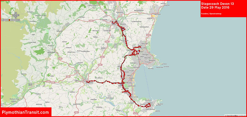 2016 05 29 Stagecoach Devon Route-013 Traveline MAP.jpg