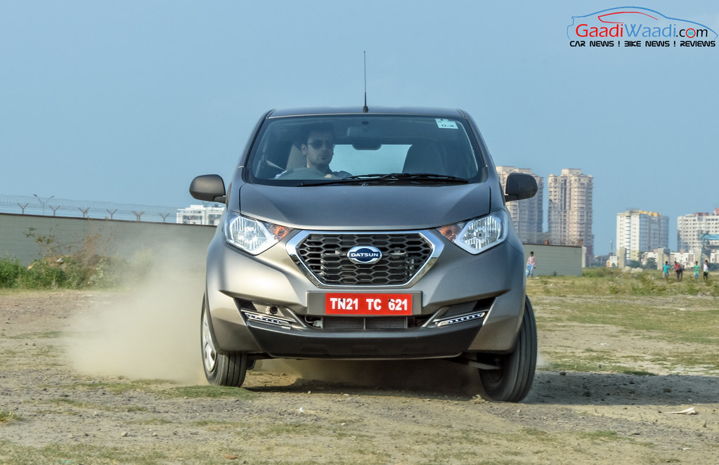 Datsun RediGo Drive Review 42