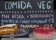 Verdeando Fest Gijón Museo del Pueblo de Asturias. Comida, gastronómica