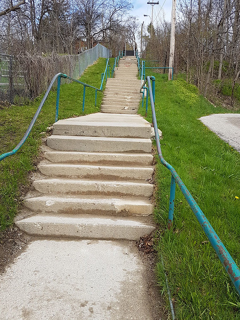 Guelph Stairs